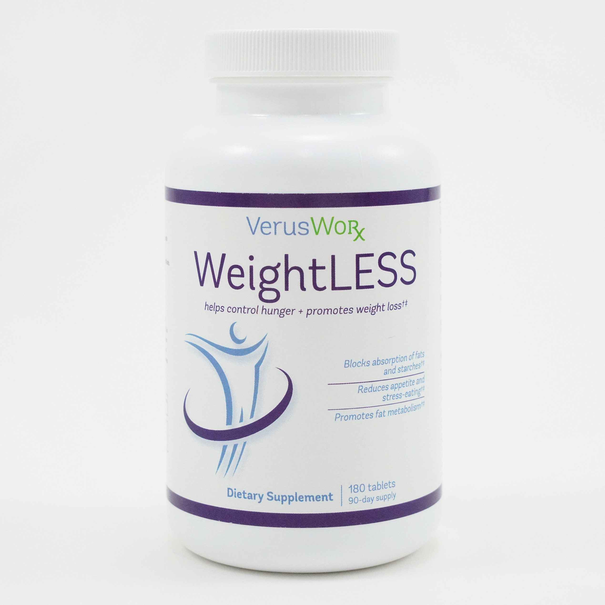 WeightLESS | helps control hunger + promotes weight loss
